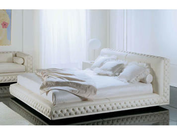 Итальянская кровать Atlantique фабрики ZANABONI