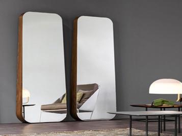 Итальянское зеркало Obel фабрики Bonaldo
