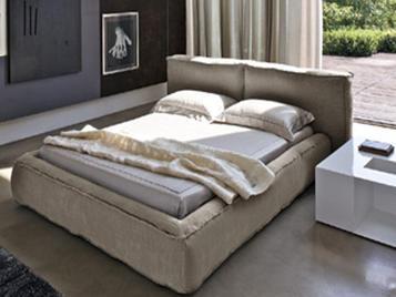 Итальянская кровать Flu фабрики Bonaldo