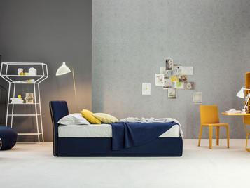 Итальянская кровать True фабрики Bonaldo