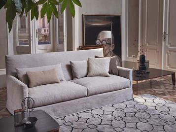 Итальянский диван Paraiso Plus фабрики Bonaldo