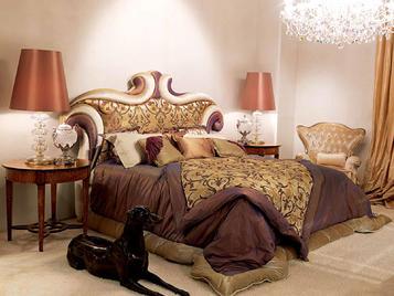 Итальянская кровать BARONE фабрики ZANABONI