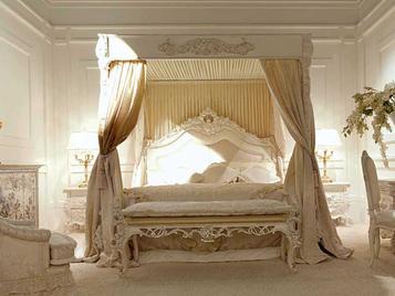 Итальянская кровать CHARLENE фабрики ZANABONI