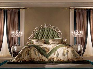 Итальянская кровать MOON/200 фабрики ZANABONI