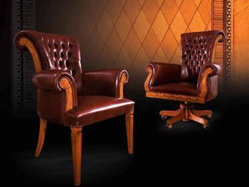 Итальянское кресло 2191 фабрики BELLOTTI ESIO