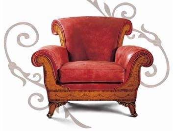Итальянское кресло 4268 фабрики BELLOTTI ESIO