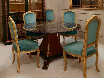 Итальянский стол W005 фабрики ZANABONI
