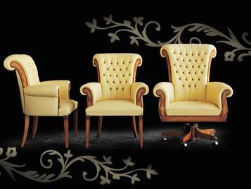 Итальянское кресло 2100 фабрики BELLOTTI ESIO