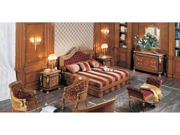 Итальянская кровать 3020 фабрики BELLOTTI ESIO