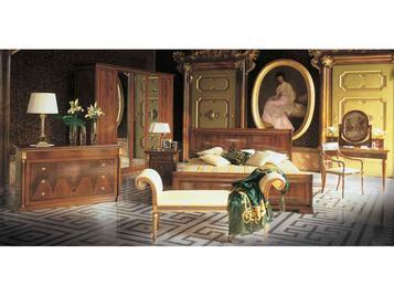Итальянская спальня 3040 фабрики BELLOTTI ESIO
