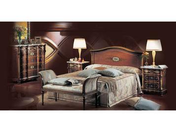 Итальянская кровать 3620 фабрики BELLOTTI ESIO