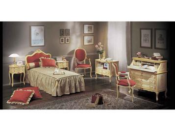 Итальянская спальня 3100 фабрики BELLOTTI ESIO