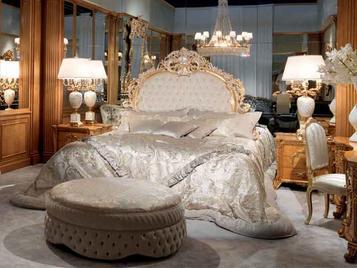 Итальянская кровать AURORA фабрики ZANABONI
