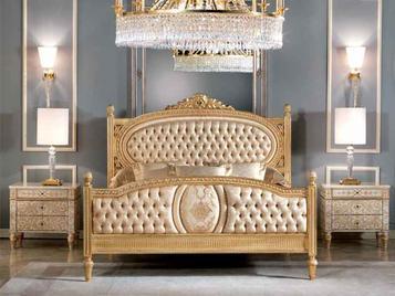 Итальянская кровать GINEVRA фабрики ZANABONI