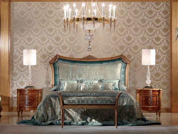 Итальянская кровать HERMES фабрики ZANABONI