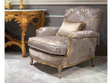 Итальянское кресло CORNELIA фабрики ZANABONI