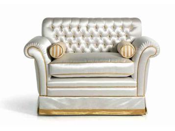 Итальянское кресло ADAMO фабрики ZANABONI