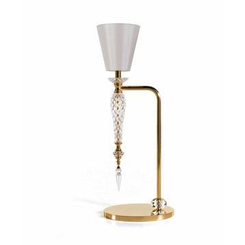 Итальянская настольная лампа L037/T фабрики ZANABONI