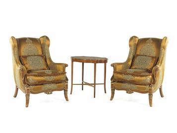 Итальянское кресло DEMETRA фабрики ZANABONI