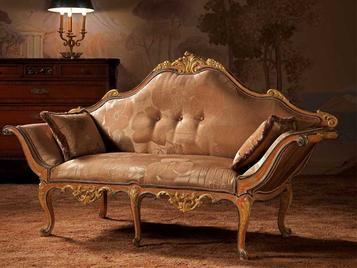 Итальянский диван ACHILLE фабрики ZANABONI