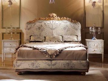 Итальянская кровать BEATRICE фабрики ZANABONI
