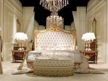 Итальянская кровать PLATONE фабрики ZANABONI