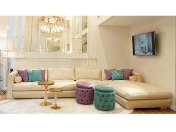 Итальянский диван MILANO фабрики ZANABONI