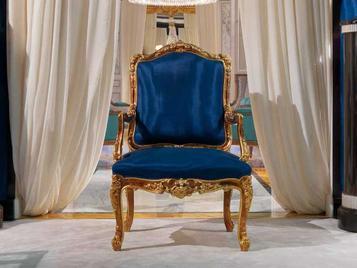 Итальянское кресло GAIA фабрики ZANABONI