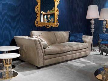 Итальянская мягкая мебель AMALFI фабрики ZANABONI