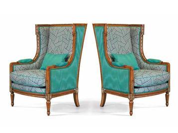 Итальянское кресло DOROTEA фабрики ZANABONI