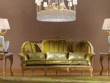 Итальянская мягкая мебель MONET фабрики ZANABONI