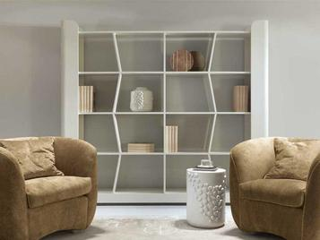 Итальянский книжный шкаф MASTERPIECE фабрики ZANABONI