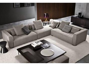 Итальянская мягкая мебель DONOVAN 02 фабрики MINOTTI