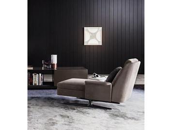 Итальянское кресло SPENCER 03 фабрики MINOTTI