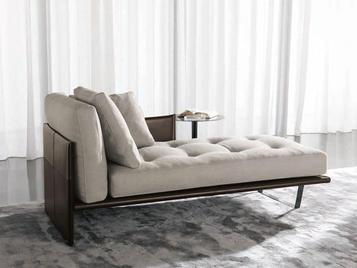 Итальянская мягкая мебель LUGGAGE фабрики MINOTTI