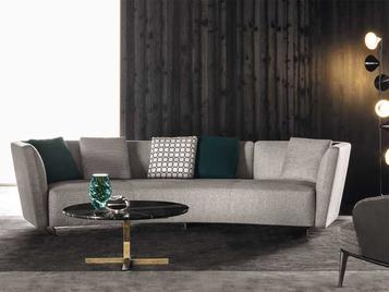 Итальянская мягкая мебель LOUNGE SEYMOUR фабрики MINOTTI