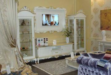 В шоу-руме: итальянская гостиная фабрики VACCARI INTERNATIONAL