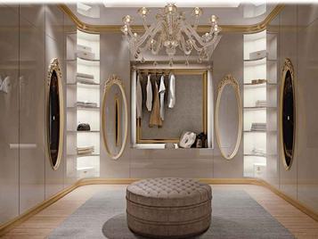 Итальянская гардеробная 01 фабрики BELLOTTI ESIO