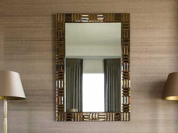 Американское зеркало DUCA фабрики DONGHIA