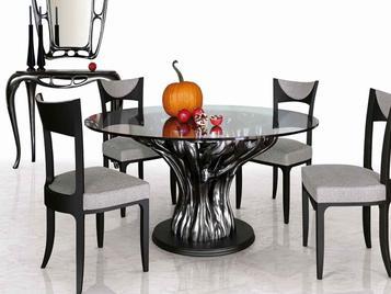 Итальянский стол и стулья 2016-42 фабрики BELLOTTI ESIO