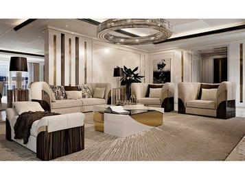 Итальянская мягкая мебель GLAMOUR фабрики TESSAROLO