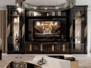Итальянская мебель для ТВ GLAMOUR фабрики TESSAROLO