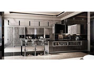 Итальянская кухня ALISIA фабрики TESSAROLO