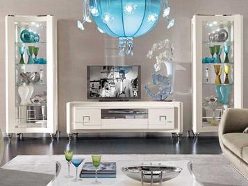 Итальянская мебель для ТВ MILANO фабрики REDECO