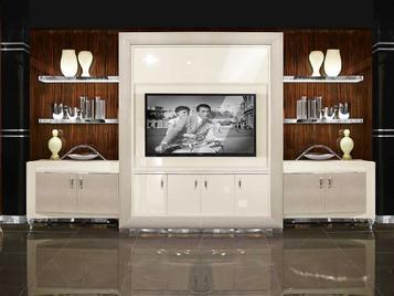 Итальянская мебель для ТВ PARIGI фабрики REDECO