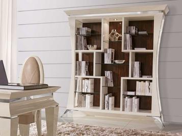 Итальянский книжный шкаф CHARME фабрики REDECO