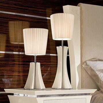 Итальянские настольные лампы L27/L28 фабрики REDECO