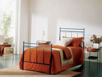 Итальянская кровать Logos/S фабрики BONTEMPI CASA