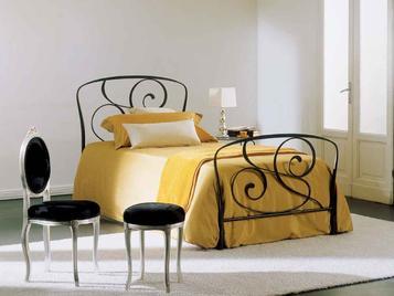 Итальянская кровать Genziana фабрики BONTEMPI CASA