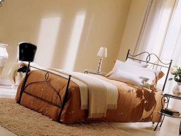 Итальянская кровать Alessia/S фабрики BONTEMPI CASA
